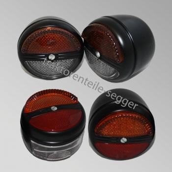 1 Universal Lampenhalter aus Metall für Blink und Positionsleuchte Traktor