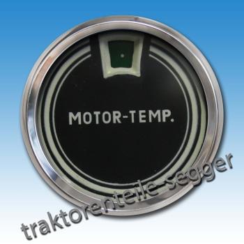 Fernthermometer Ø 60 mm für Hanomag Perfekt Granit Traktor elektrisch 12 Volt 3