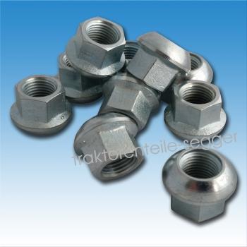 Kugelbundmuttern Radmuttern Muttern  M18 x 1,5  F1M414 F1L514 //50 D25.1 012