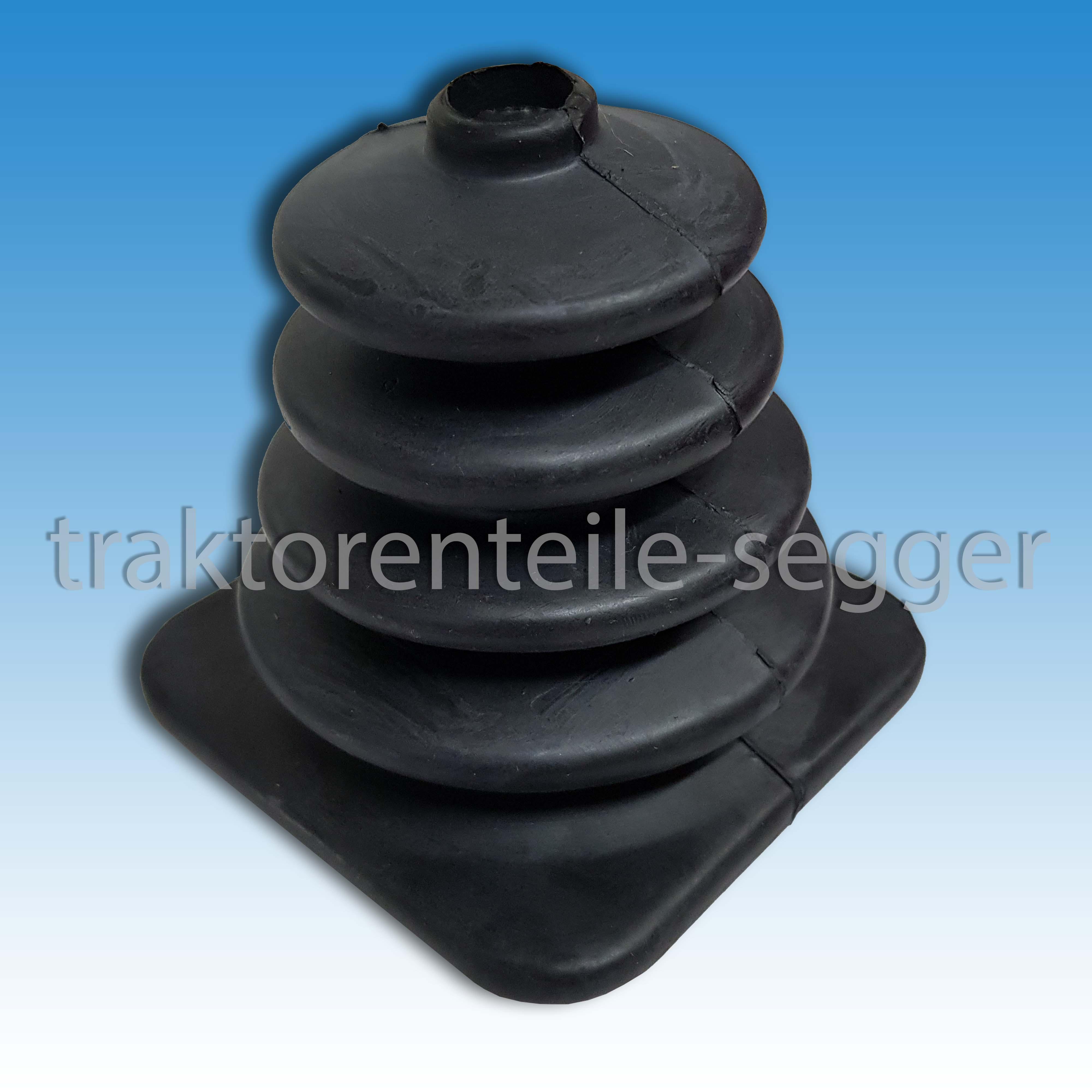 2 x Deutz Schalthebelmanschette Schalthebelgummi Faltenbalg 06 Serie 4006 5006